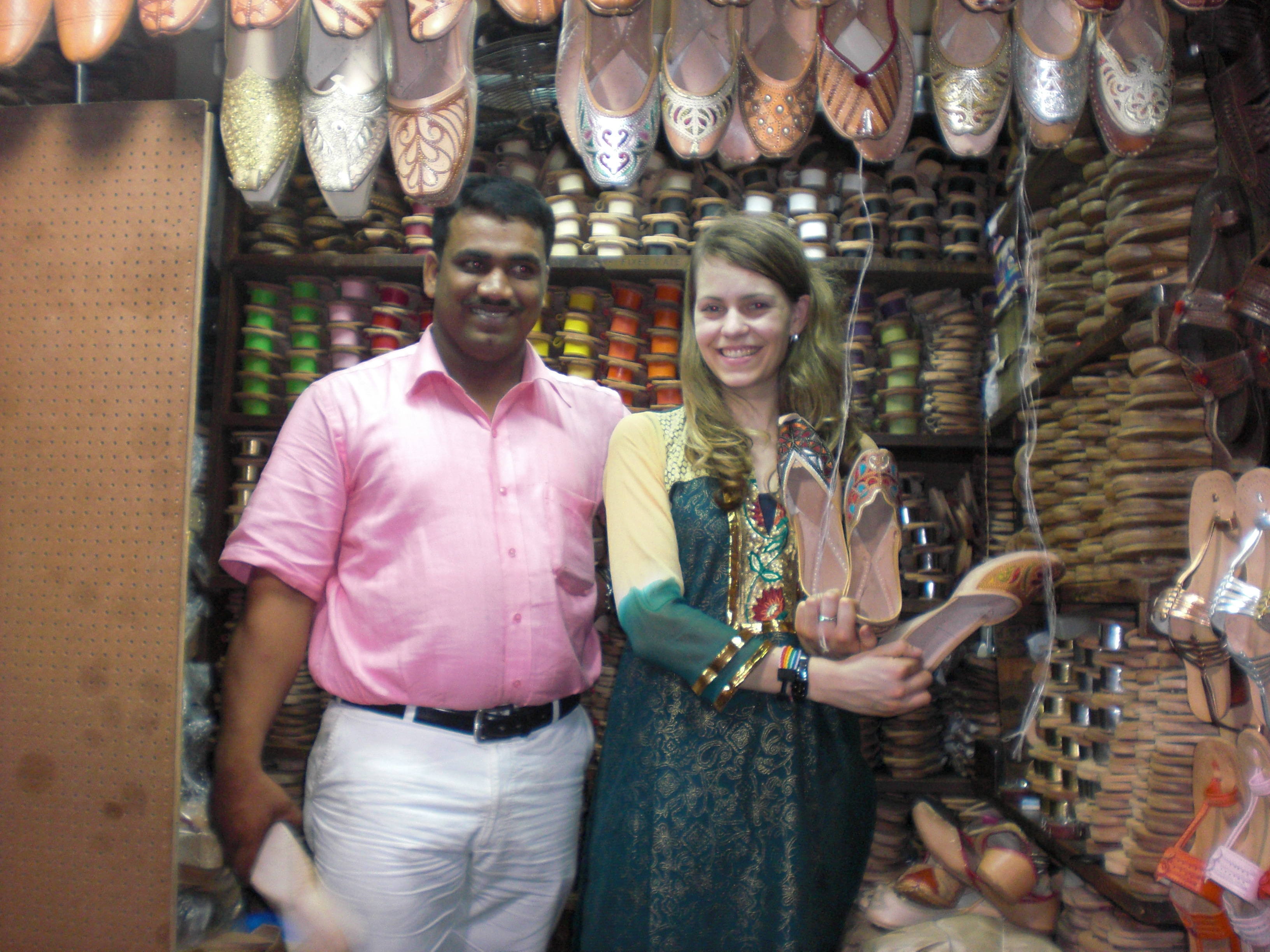 Coaching by Claudia - business coach for designers and creatives, photo: Mumbai, 2011