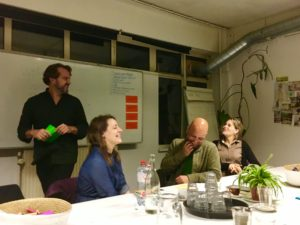 Workshop Storytelling 25.10.2016 Amsterdam (2)